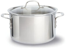 Calphalon  8-qt. Tri-Ply Stainless Steel Stockpot  New