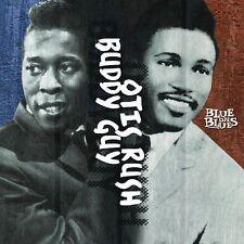 Blue on Blues by Otis Rush/Buddy Guy (CD, May-2002, Fuel 2000) Brand new blues
