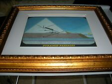 "PHOTO-DRAMA OF CREATION photo ""Pyramid Passages""from DVD Watchtower IBSA Jehovah"