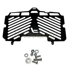 Black Radiator Grille Guard Cover Protector For BMW F650GS F700GS F800GS