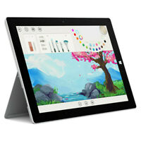 Microsoft Surface 3 128GB, Wi-Fi, 10.8in - Silver - Tablet