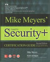 Mike Meyers' CompTIA Security+ Certification Guide, Second Edit... 9781260026375