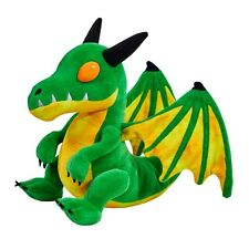 World of Warcraft Emerald Whelpling Plush Stofftier WoW Blizzard BlizzCon Green