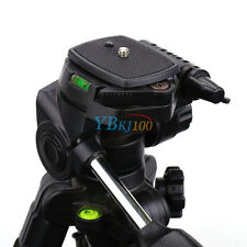 Hot Quick Release Plate Clamp Tripod Head Adapter ES For DSLR SLR Digital Camera