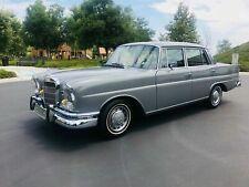 1967 Mercedes Heckflosse W111 230S Automatik Oldimer Radio Sammlerzustand TOP