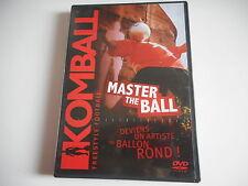 DVD - KOMBALL FREESTYLE FOOTBALL MASTER THE BALL - ZONE 2