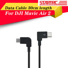 STARTRC Cable Type-C to Micro USB/IOS Android OTG For DJI Mavic Air 2 RC Drone