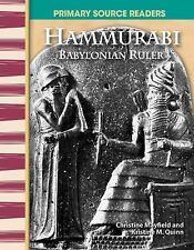 Hammurabi: Babylonian Ruler (Paperback or Softback)