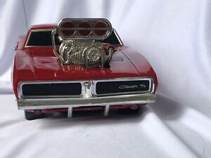 RC Muscle Machines 1969 DODGE CHARGER Remote Controlled 1:16