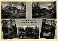 MELLENDORF s/w AK 1959 5 Ansichten Mehrbildkarte alte Postkarte