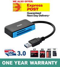 Premium USB 3.0 Professional Card Reader CF SD SDHC HC SDXC UHS-I UHS TFLASH