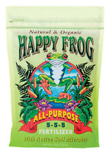 Foxfarm Happy Frog All Purpose Organic Fertilizer 4 Lb.
