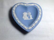 Wedgwood Jasperware Piatto Pin a forma di cuore