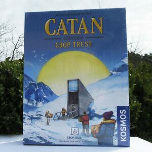 Die Siedler von Catan SZENARIO CROP TRUST NEU in Folie OVP