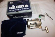 OKUMA TITUS GOLD-TG 50 L-IM OVP-Nr-1199