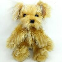 Russ Sparkle dog plush soft toy doll Yorkie Yorkshire terrier