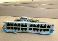 HP J9534A HP Procurve Gig-T PoE+ v2 ZL Module (24-Port) for HP 5400ZL Switches