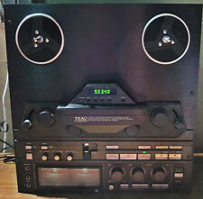 TEAC X-2000R 4 Track Stereo Tape Deck Reel to Reel Recorder - Parts or Repair