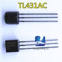 10PCS TL431AC TL431ACLP  TL431A  TO-92 NEW