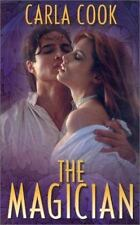 THE MAGICIAN by Carla Cook ~ Combined Shipping 25¢ ea ad pb PARANORMAL ROMANCE