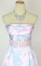 Windsor USA Grand Formal Prom Evening Junior Dress Cocktail Size 1 Pink $170