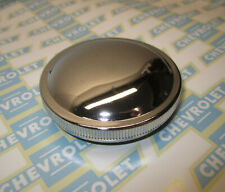 1937-1972 Chevrolet, Chevrolet Truck, Gmc Gas Cap | Oem #6410235 | Chrome (Fits: Chevrolet)