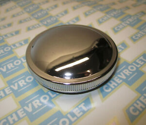 1937-1972 Chevrolet, Chevrolet Truck, GMC Gas Cap | OEM #6410235 | Chrome