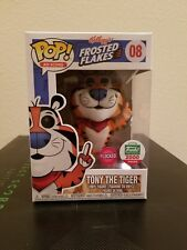 Funko Pop Tony The Tiger FLOCKED LE 12 DAYS OF CHRISTMAS