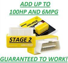 GMC SIERRA 1500 2500 1996-2017 ECU Tune OBD2 Performance Chip--Save Fuel/Gas