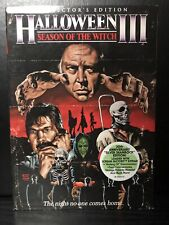 Halloween 3: Season of the Witch (DVD,2012)-Horror-Scream Factory-with Slipcover