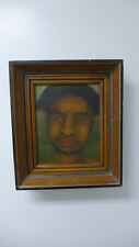 American Painting John Preble Louisiana New Orleans Artist Creole Indian