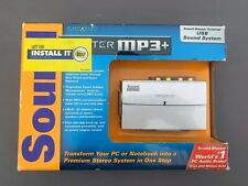 Creative Sound Blaster MP3 Plus External USB Sound System NEW In In Unopened Box