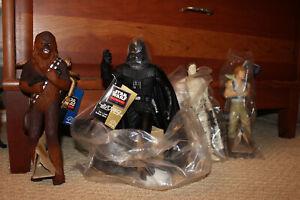 Applause Star Wars Lot of 4 vinyl figures see items