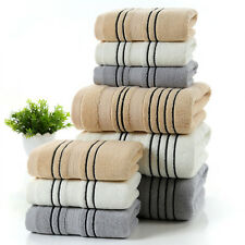 100% Egyptian Cotton Hand Towel Bath Towel Range Single Piece 3 Colours Option
