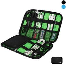 Portable Travel Gadget Organizer Bag Electronics Accessories Storage Case
