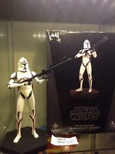 Star Wars Clone Wars Coruscant Guard Gentle Giant Maquette