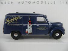 """Busch 51206 Framo V901/2 Kastenwagen """"Radeberger Destillation"""" 1:87/H0 NEU/OVP"""