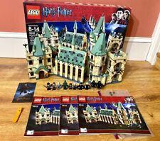 Lego 4842 Harry Potter Hogwart's Castle 1290 pcs PreOwned BIN Free Shipping