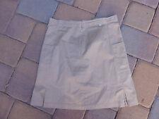 CALLAWAY GOLF  Women's Tan STRETCH  Golf/Tennis Skort w/Matching shorts  Size 6