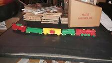 U S Lines Plastic Toy Train Set New in original box
