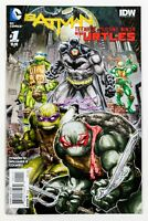 Batman / Teenage Mutant Ninja Turtles #1 (2016 DC/IDW, 1st Print) Unread! NM