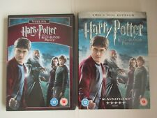 Harry Potter And The Half Blood Prince DVD 2 disc set, R2