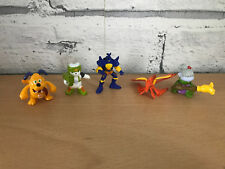 "Digimon 1.5"" Bandai Collectible Figures Set 49 Season 4"