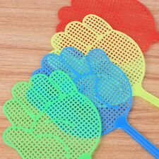 3pcs Plastic Swat Pest Control Insect Fly Wasp Bug Killer Tool Fly Swatter New