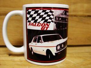 300ml COFFEE MUG - FORD FALCON GT