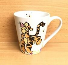Disney TIGGER Bouncing with Butterflies Mug (Winnie The Pooh) Bees Flowers