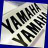 Yamaha BLACK 6.5in 16.5cm decal decals sticker r1 r6 yz fz8 fzr 600 zuma fazer