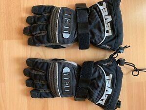 Level Goretex Handschuhe Gr. 7 schwarz