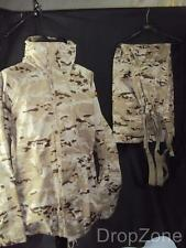 Spanish Army Goretex Desert Camouflage Uniform / Suit Jacket,Trousers w/braces