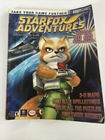 Star Fox Adventures Official Strategy Guide by Brady Games